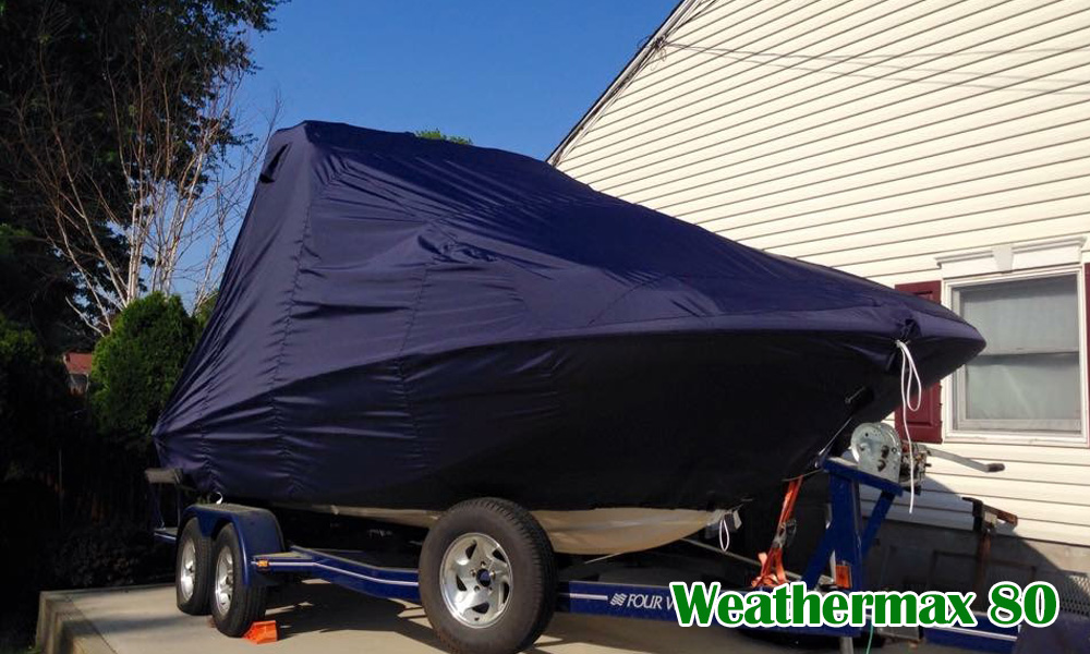 Custom boat covers - Winter Boat Covers - Fisher Canvas Burlington NJ